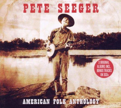pete seeger album cover