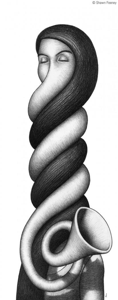 Spiral Trumpette
