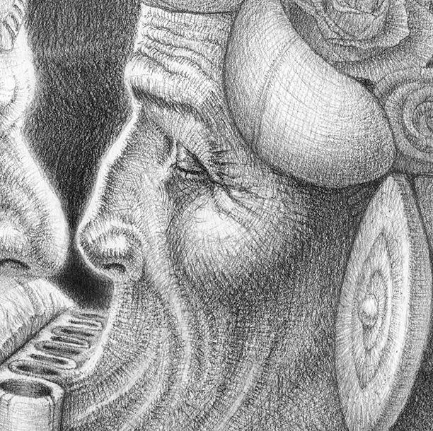 Ira Arca detail